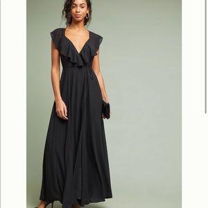 Anthropologie yum I Kim Liliane dress black small